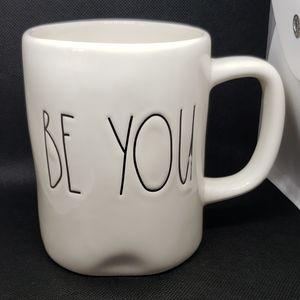 Rae Dunn BE YOU new mug